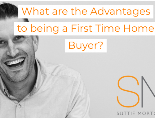 Question of the Week:  What are the Advantages to being a First Time Home Buyer